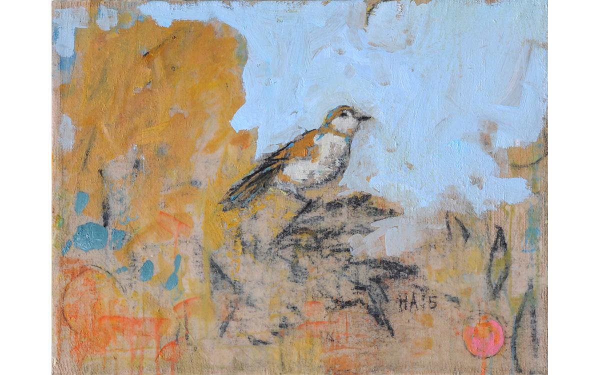 Bird with Fruit circa 20 BC