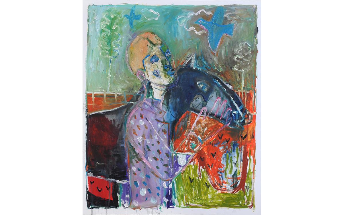 heckel's horse