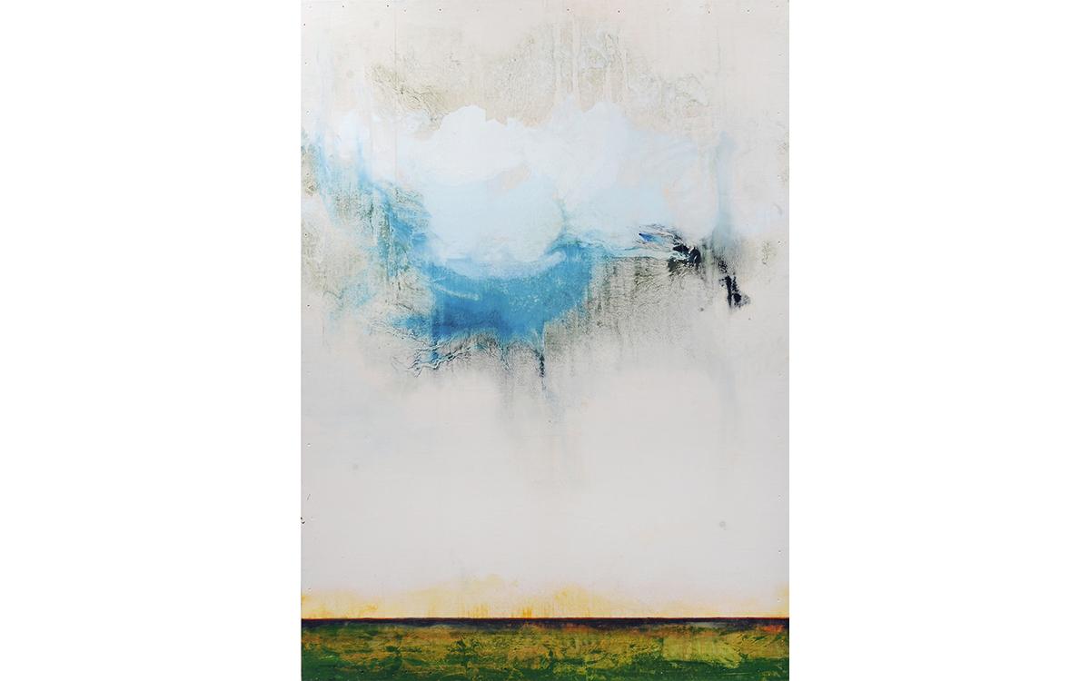 Blue Cloud (Dereliction Series)