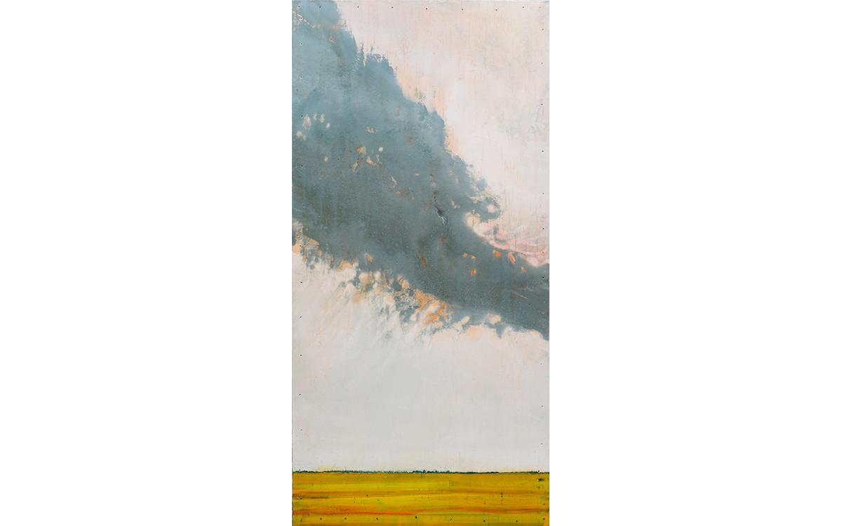 Yellow Field (Dereliction Series)