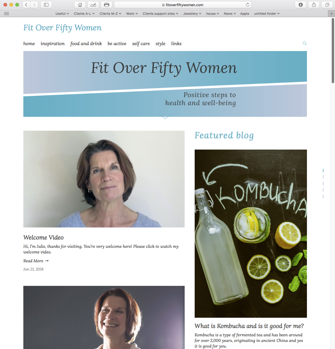 fitoverfiftywomen homepage