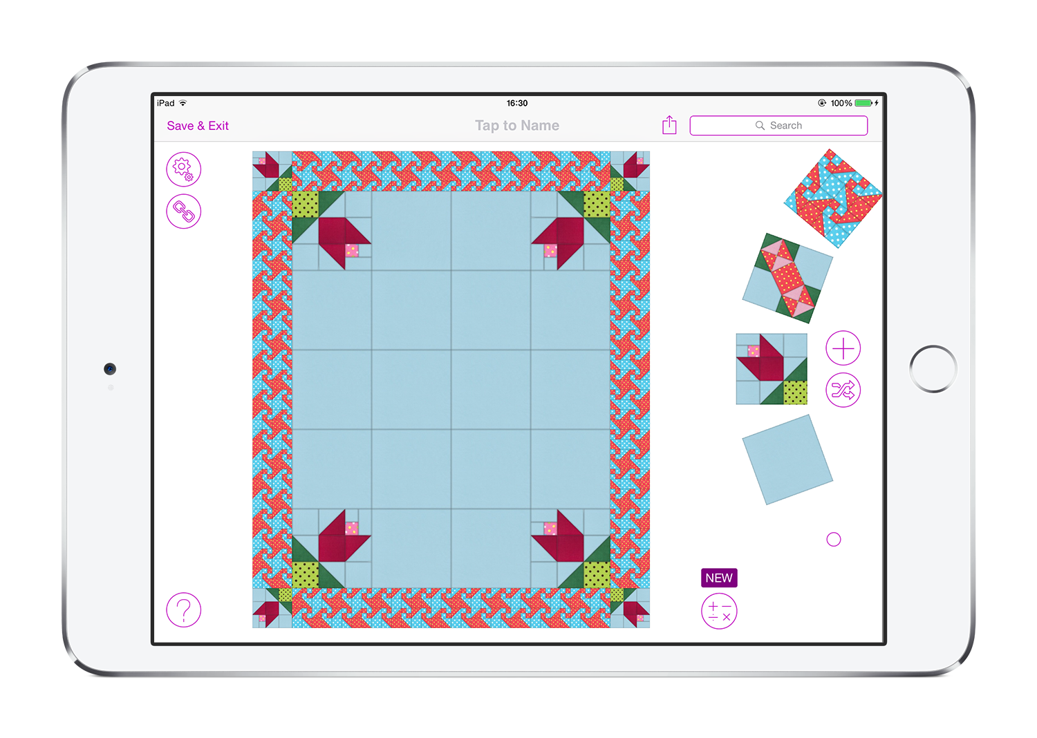 Create Quilts -