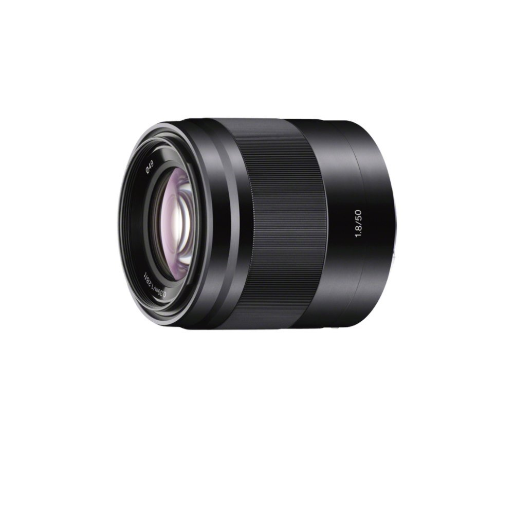 Sony 50mm f1.8 APS-C