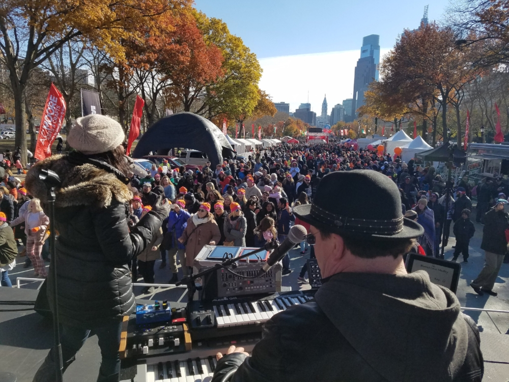 6ABC Thanksgiving Day Parade Performance