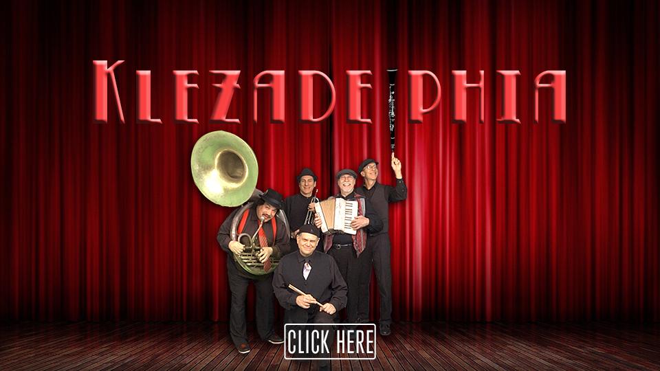 Klezadelphia Logo