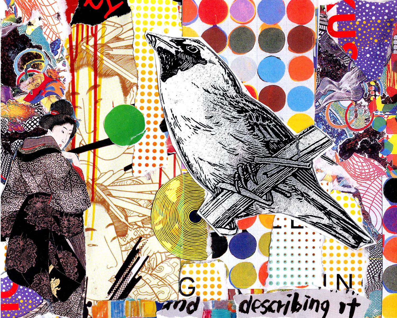 Dots and Bird