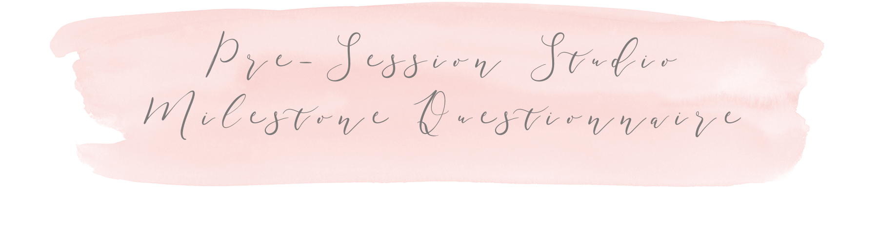 Studio Milestone Questionnaire Pic.png