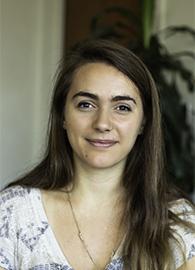 Sophie Gervais  Educational Affairs Coordinator
