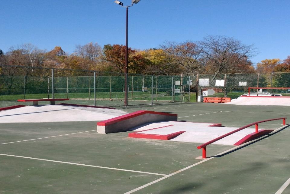 Havertown Skatepark - Havertown, PA