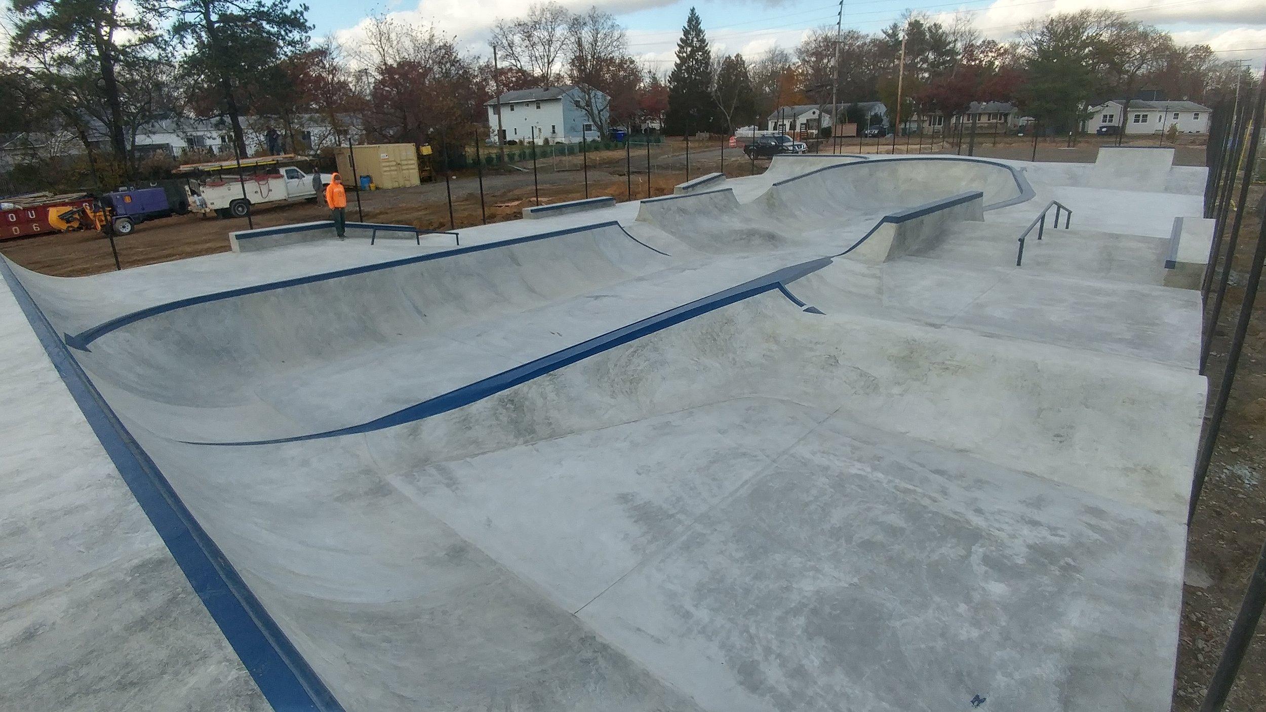 Brick Skatepark - Brick, NJ