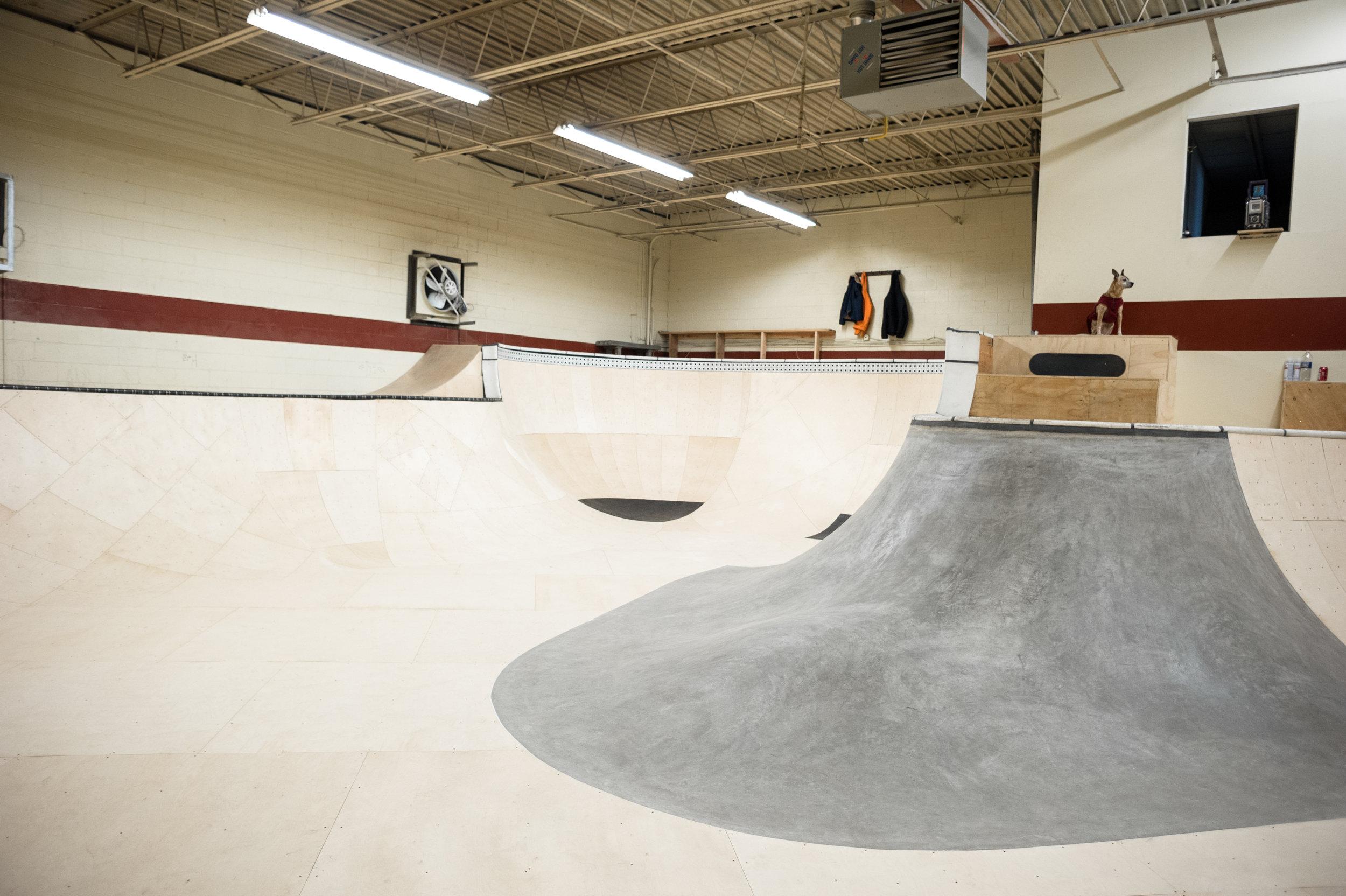 wharton St. Warehouse -