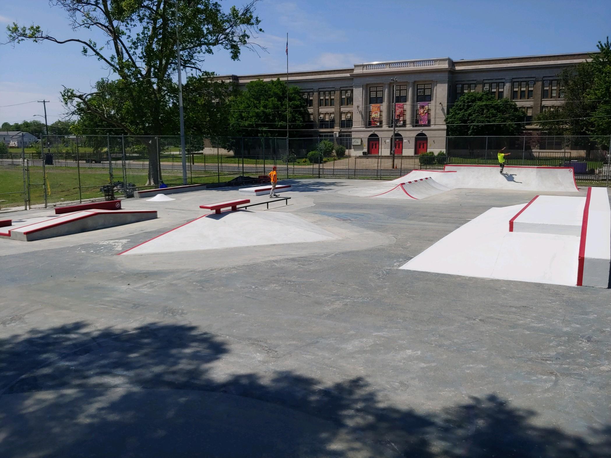 Whitehall Skatepark - Philadelphia, PA