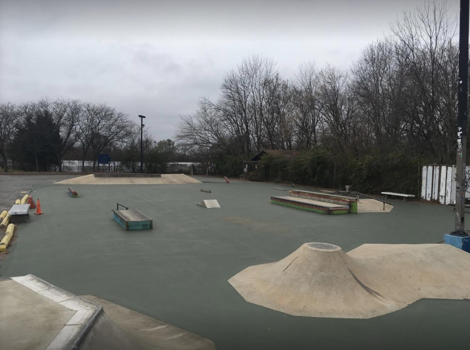 7th st. skatepark - Wilmington, Delaware