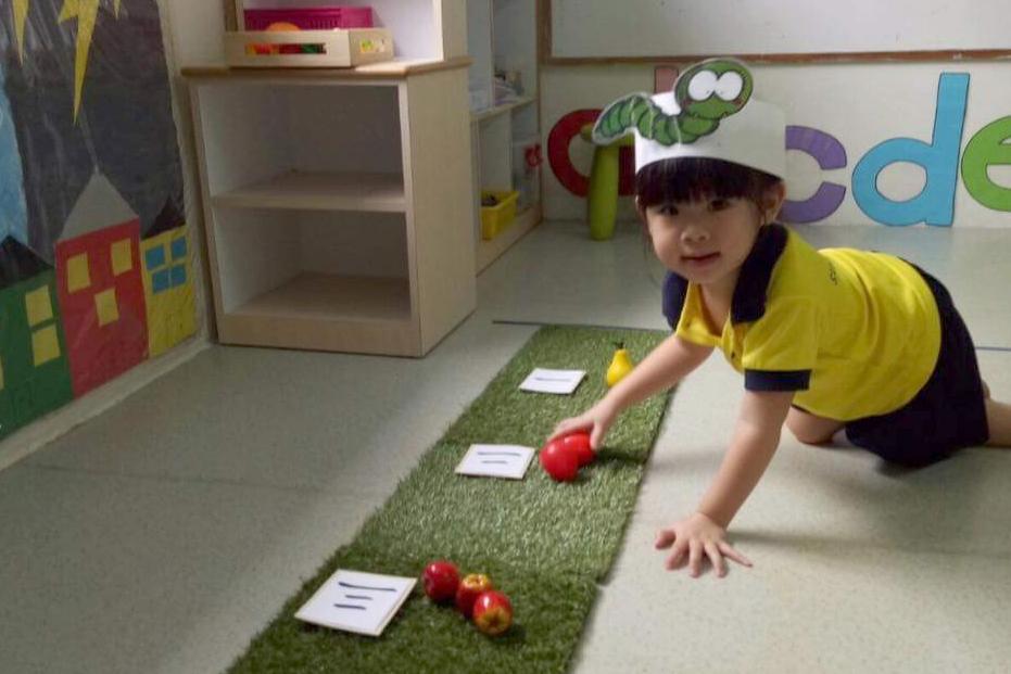 Childrenare active constructors of knowledge -