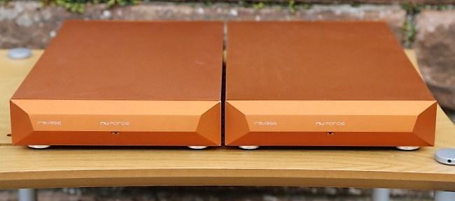 "NuForce Ref-9V3 ""Stealth"" Copper"