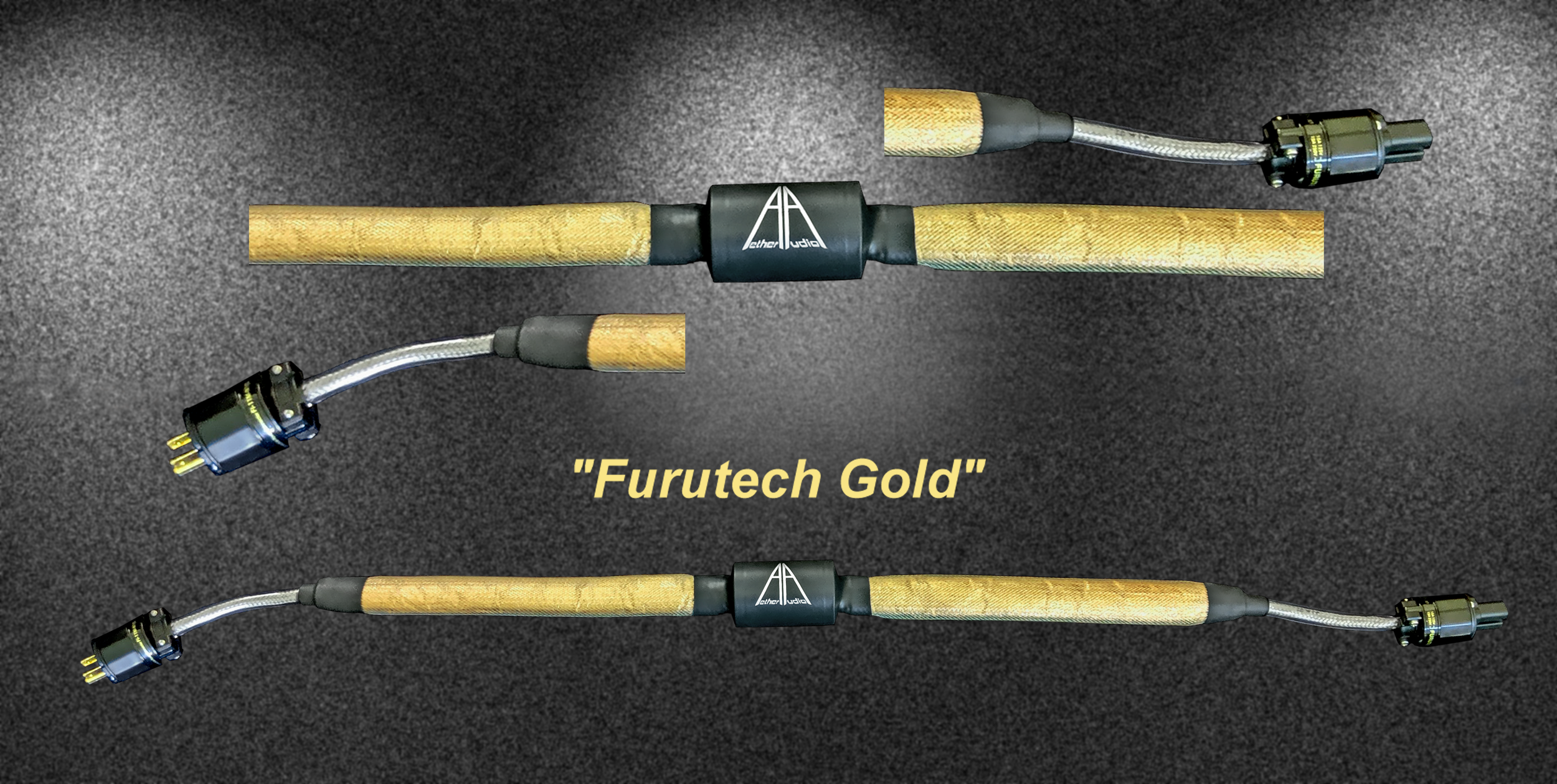 -- Aether Audio MBB-AC Power Cable --