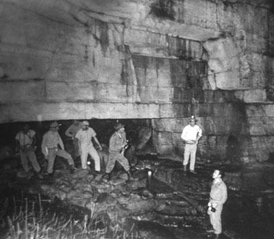 La Cueva de los Tayos.  Foto Internet