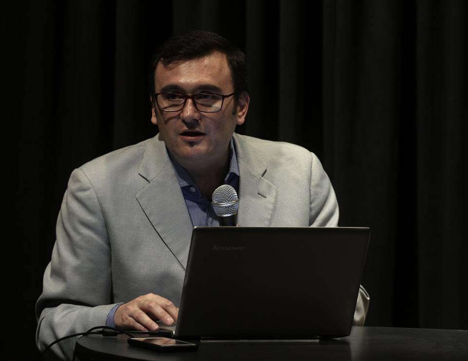 Diego Carrasco. Foto El Apuntador
