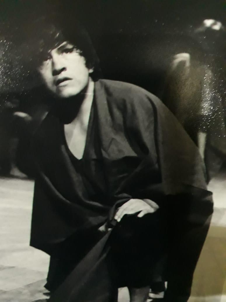 Victor Hugo Gallegos. Foto Luis Mejías