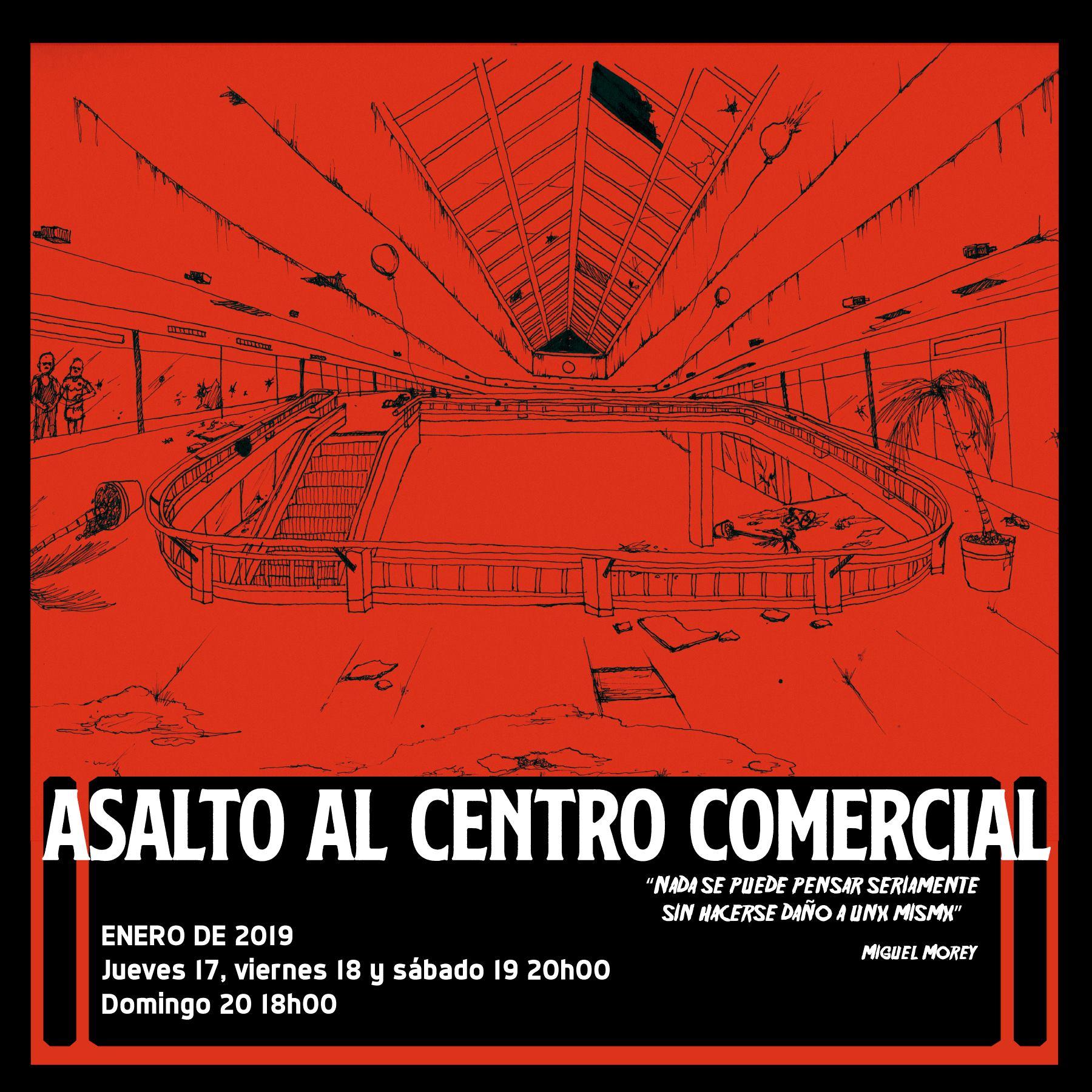 Foto tomada de la página de Facebook de Muégano Teatro