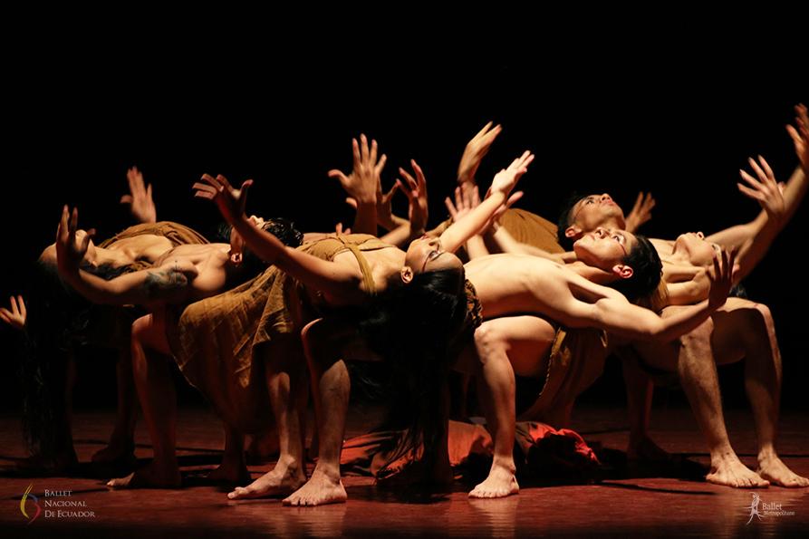 Fotografía cortesía del Ballet Nacional del Ecuador