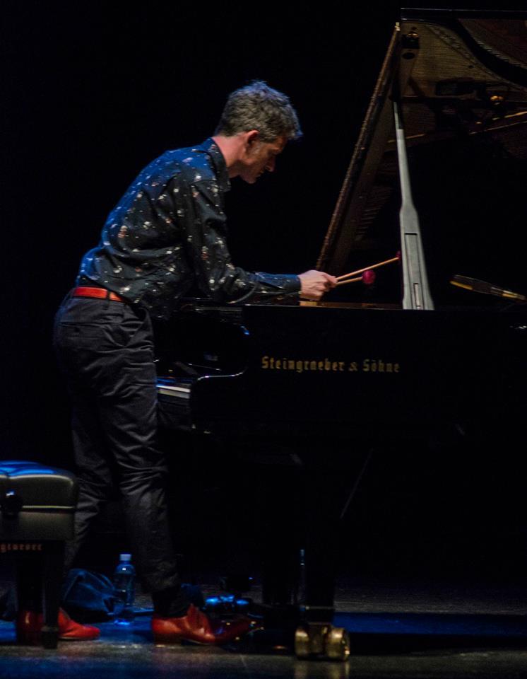 Édouard Ferlet. Foto:Ricardo Centeno