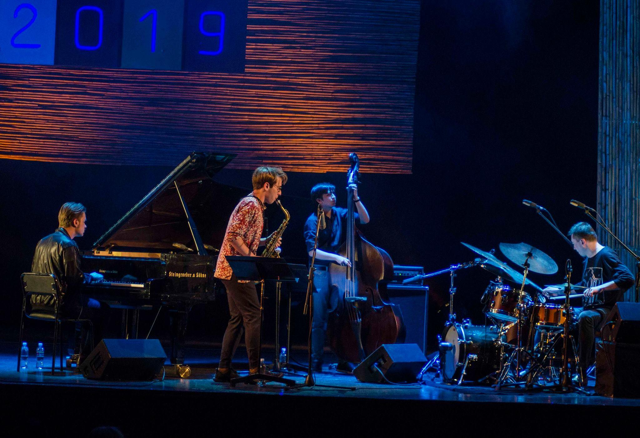 Daniel Toledo Quartet. Foto:Ricardo Centeno