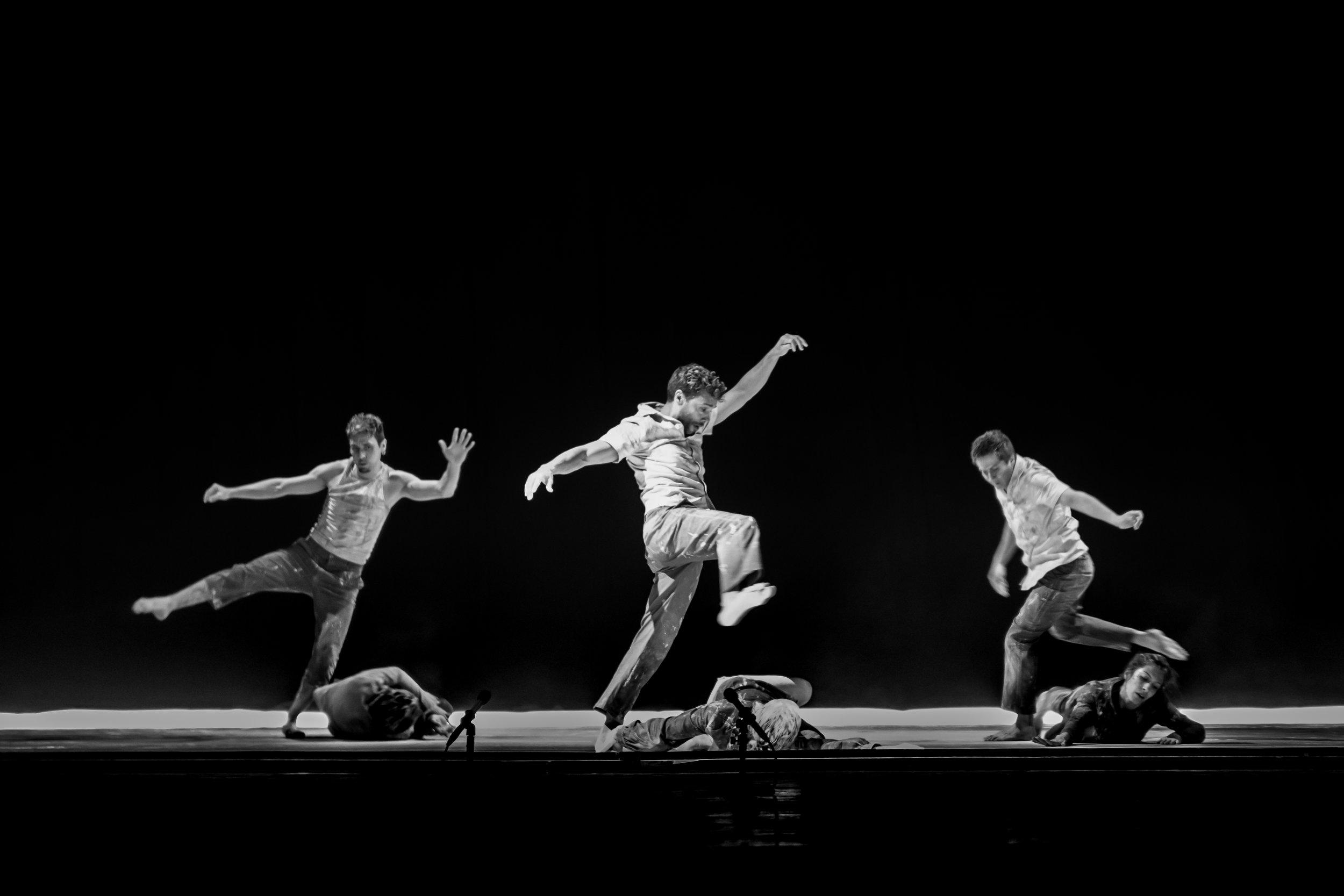 Compañía Nacional de Danza.Foto: Jeff Castro