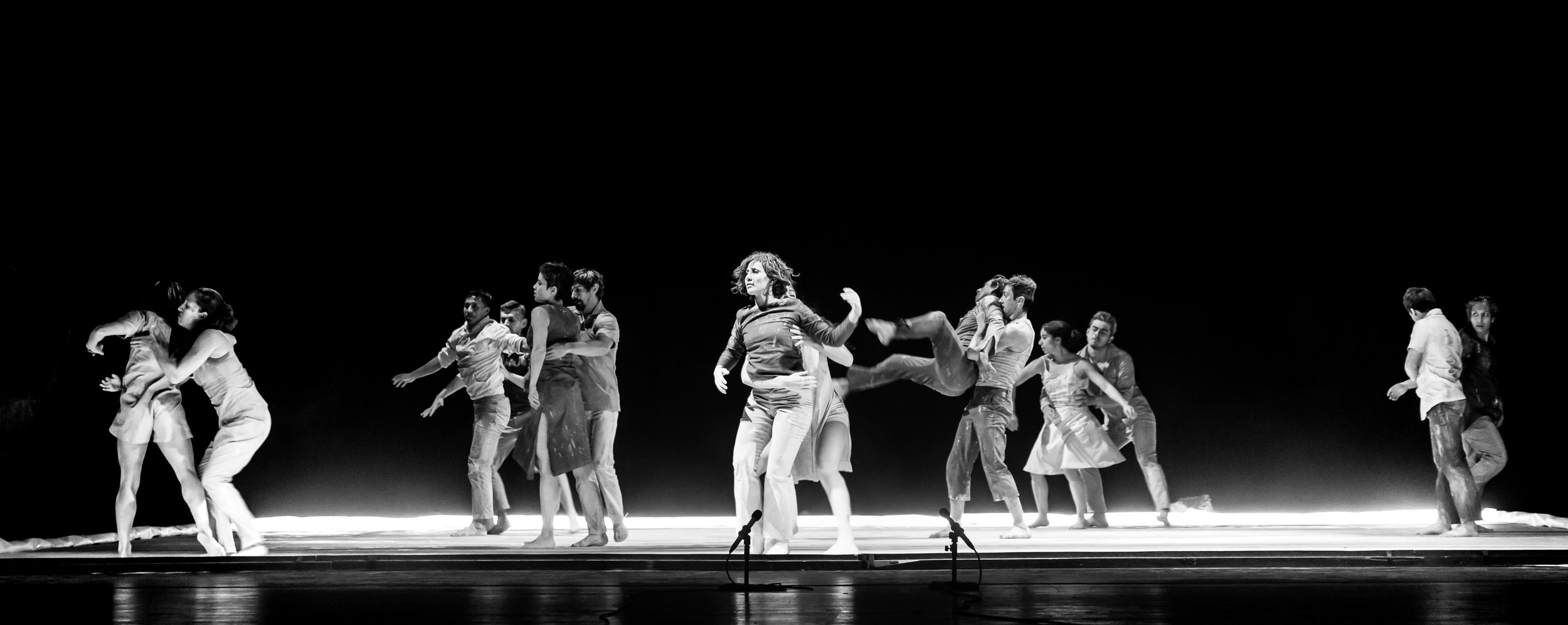 Compañía Nacional de Danza.. Foto: Jeff Castro