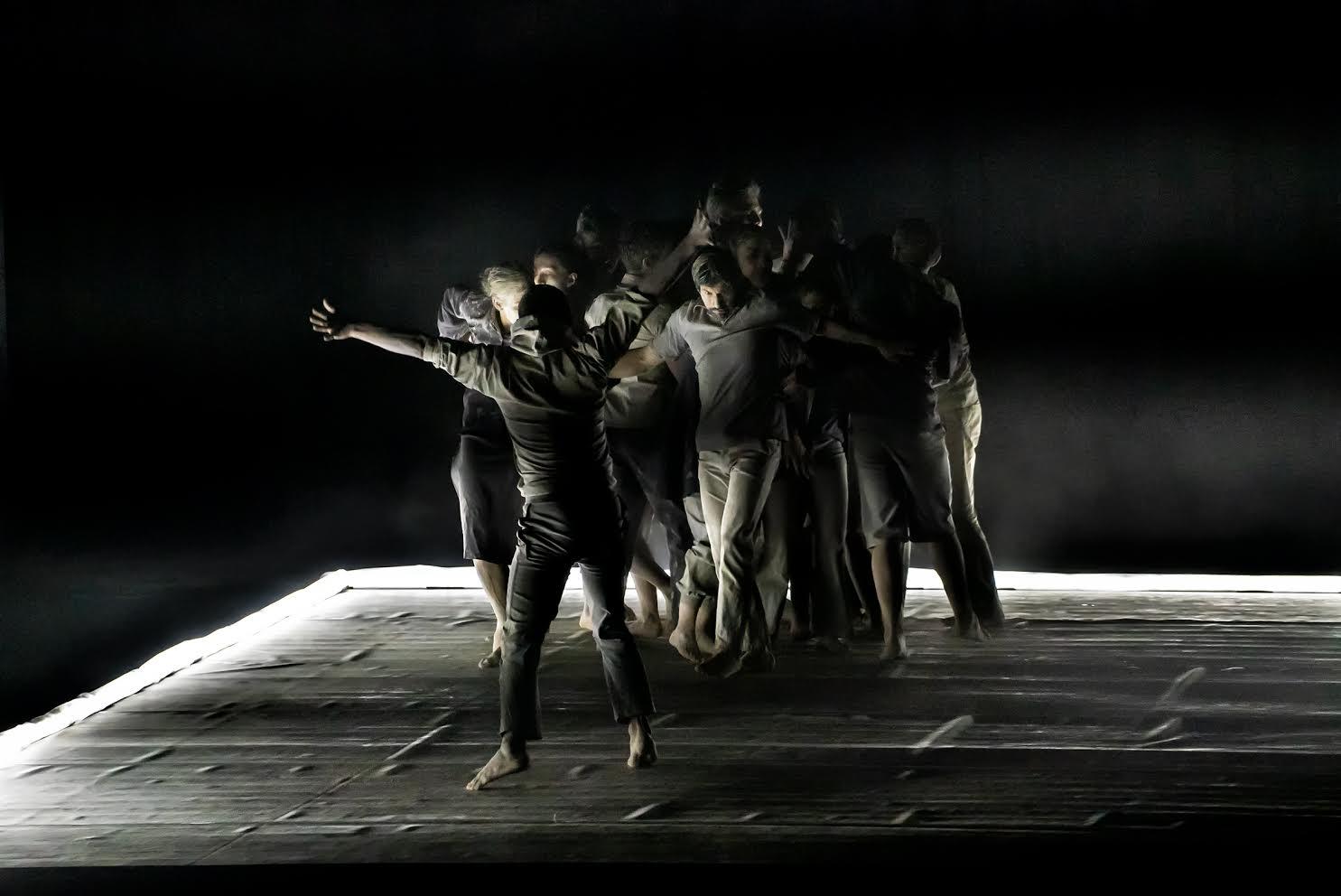 Compañía Nacional de Danza del Ecuador: Foto Javier Paz