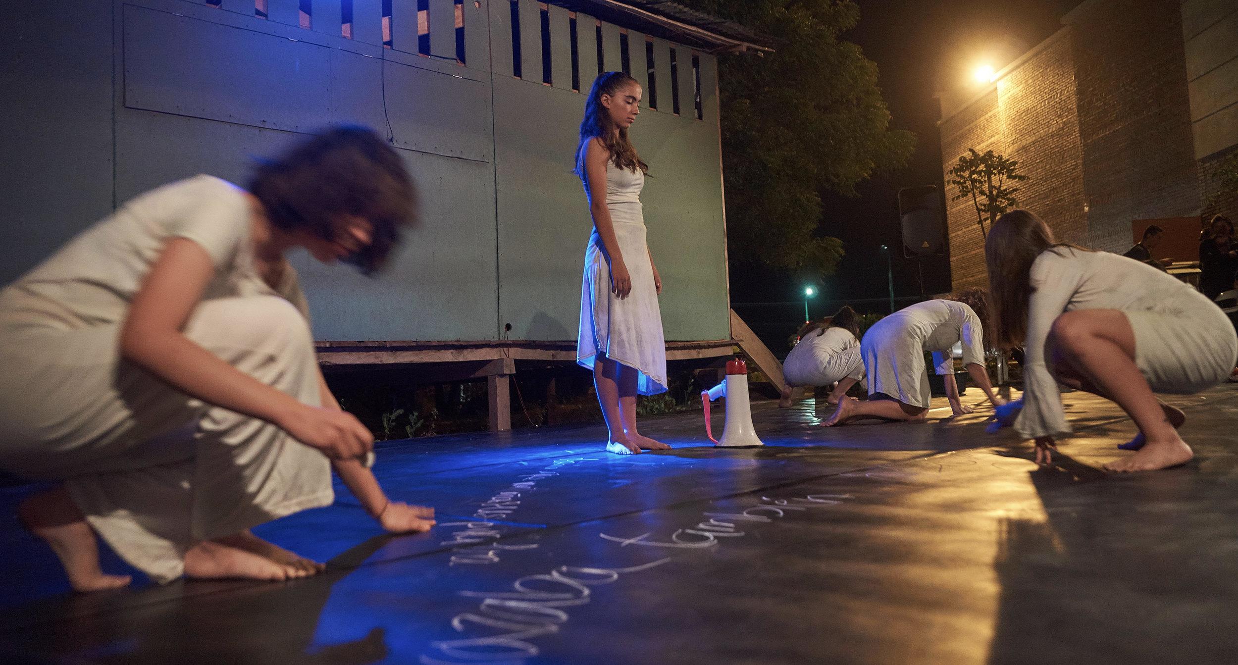 Proyecto EVAZ - Portoviejo. Foto Cortesía Gabriela García Reyes
