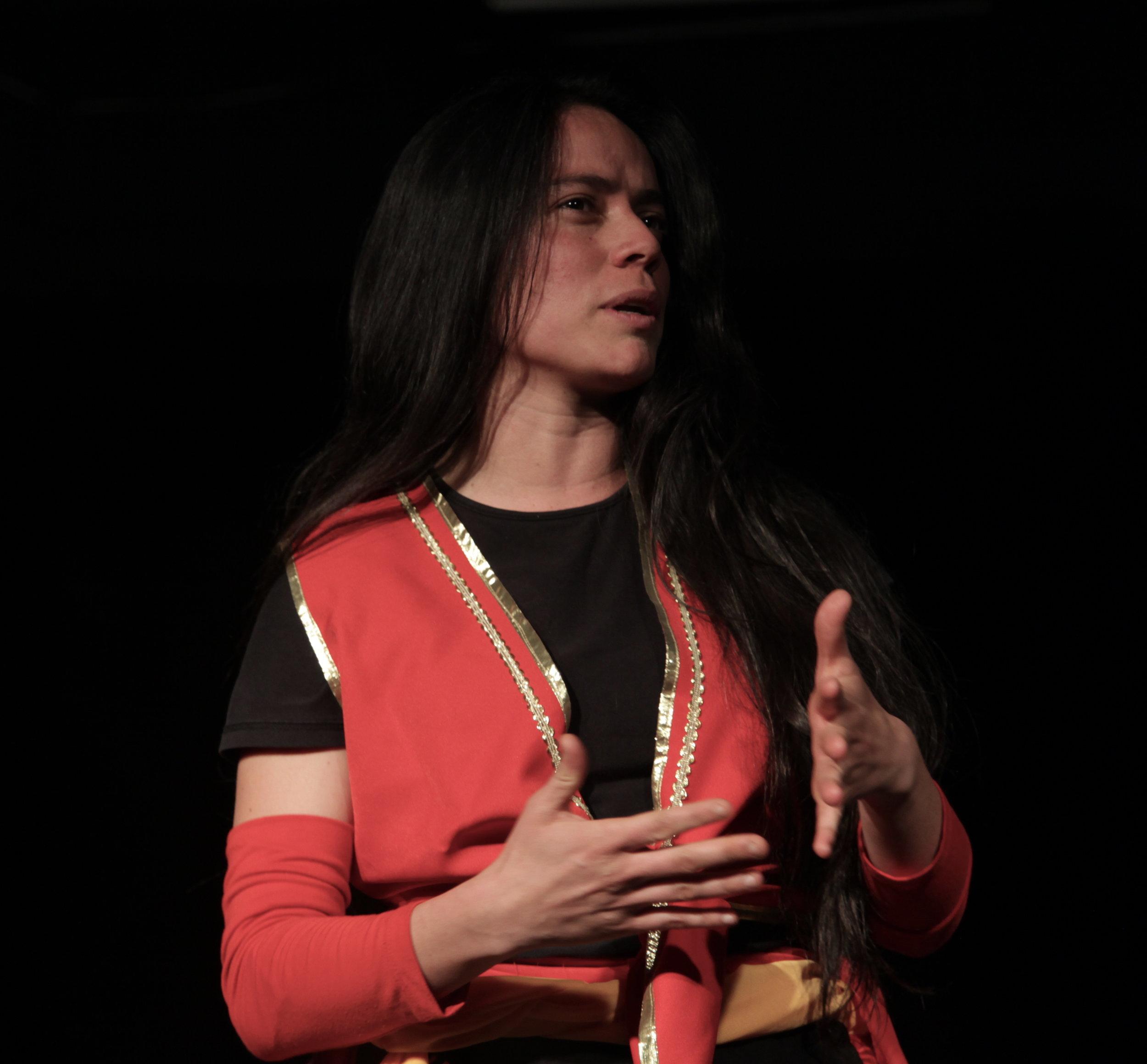 Cristina Duque.