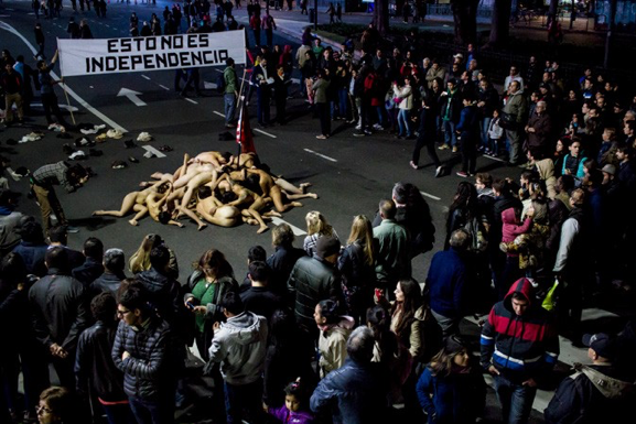 Esto no es Independencia o Pila . Foto Colectivo Emergente