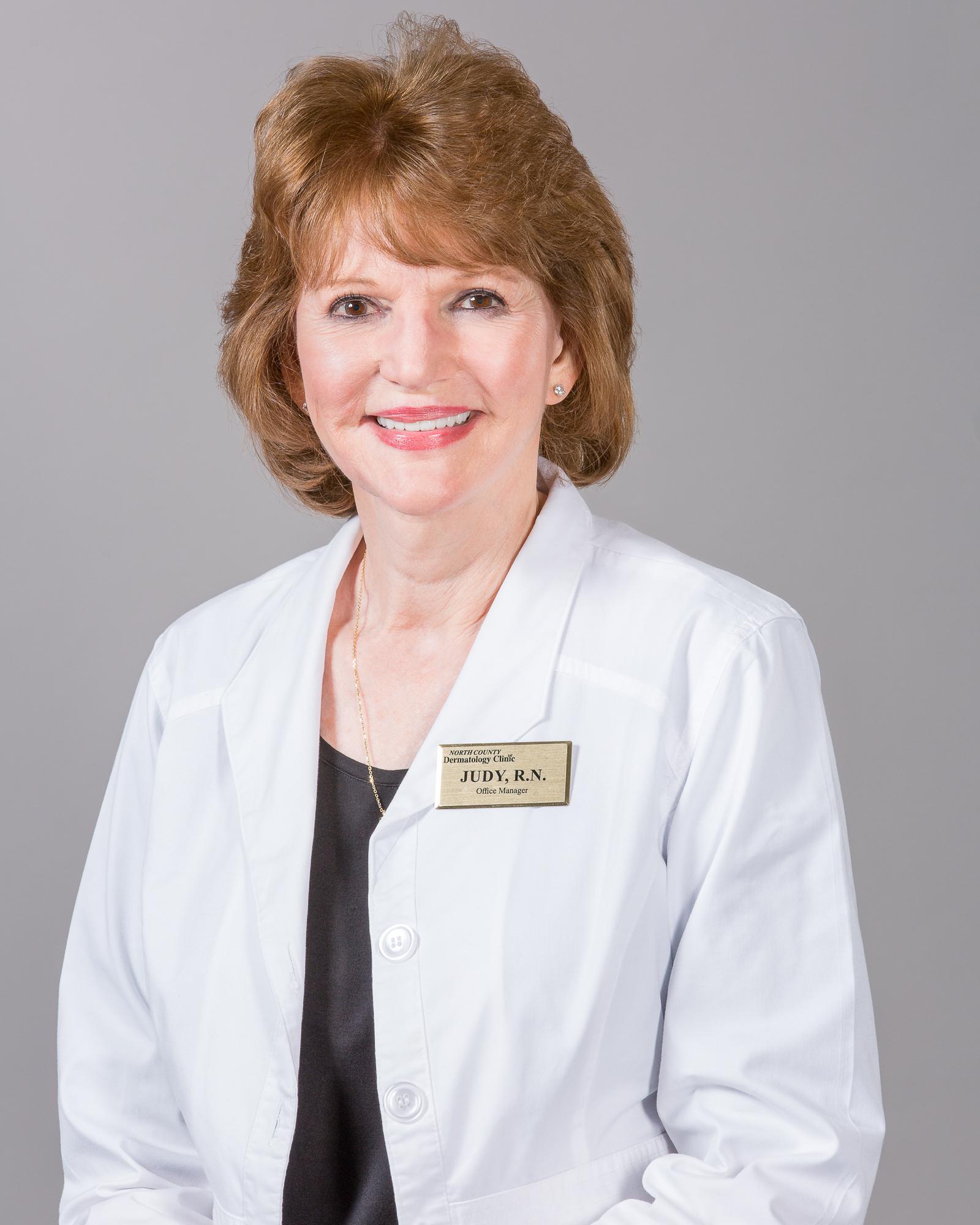 Judy Knight, R.N.
