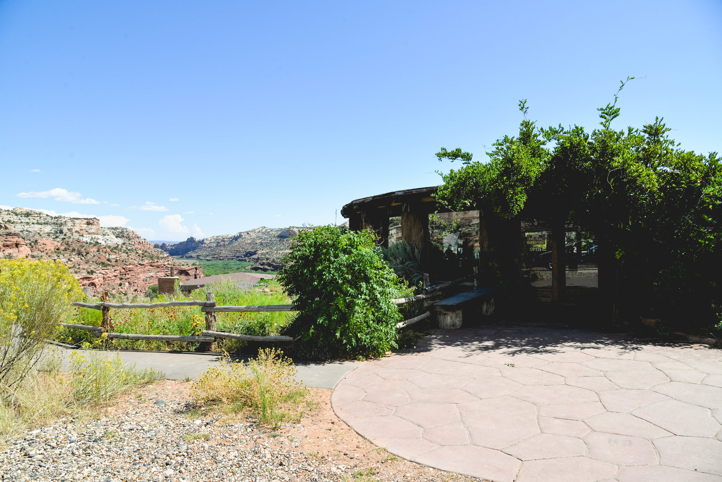 Kiva Coffee House, Escalante Utah