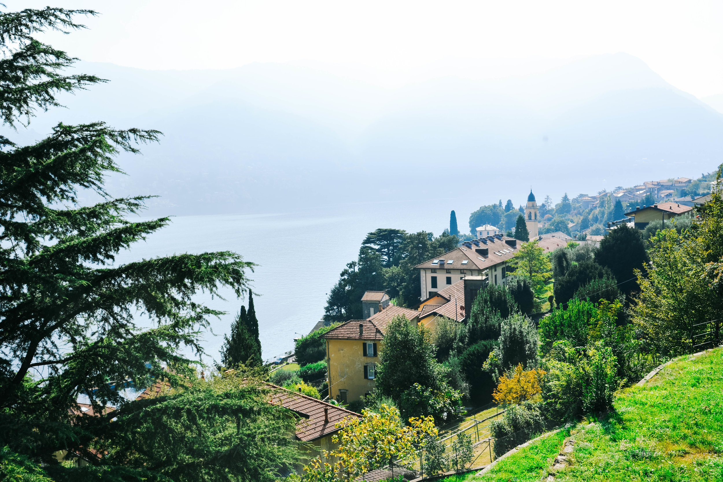 Stunning Lake Como views are just one reason why Ostello Bello, Lake Como is awesome!