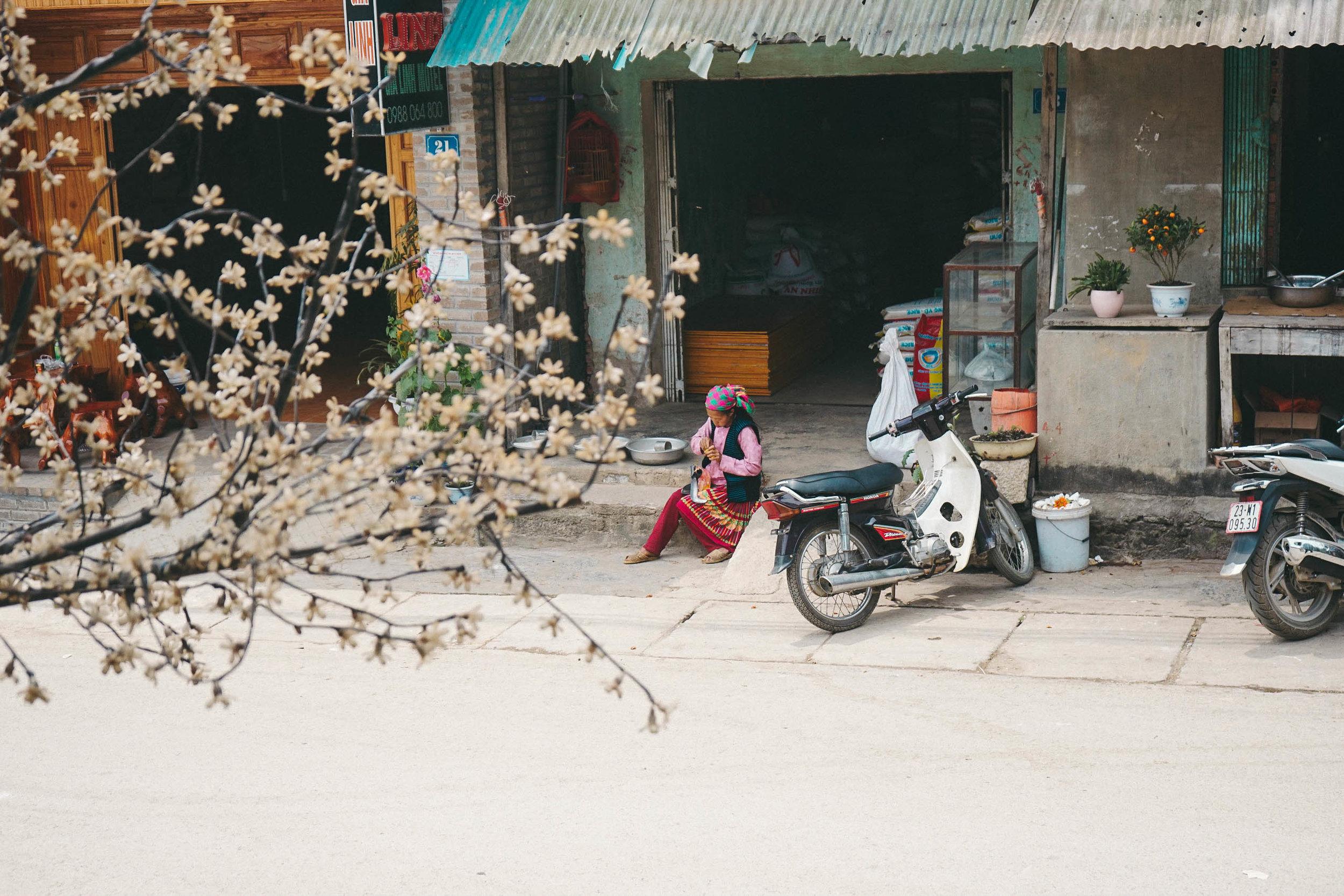 Ha Giang Tribal Woman