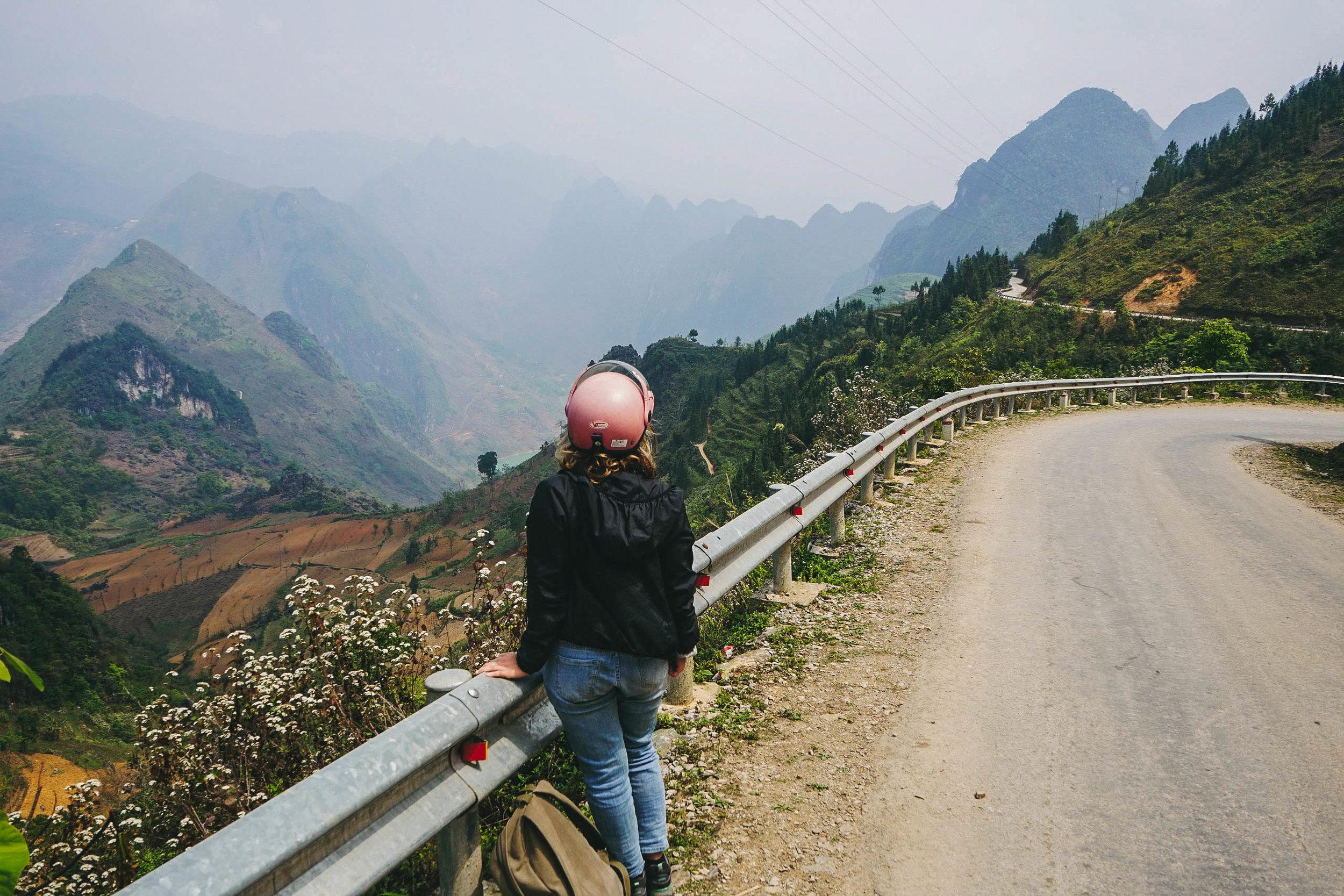 Ma Pi Leng Pass