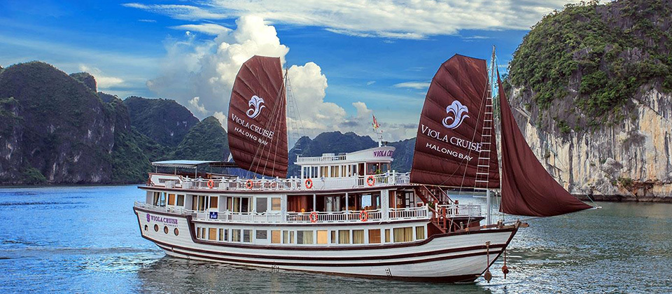 Viola Halong Bay Cruise