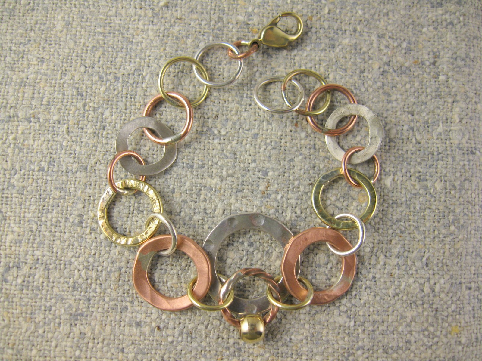 mary ann's chain bracelet
