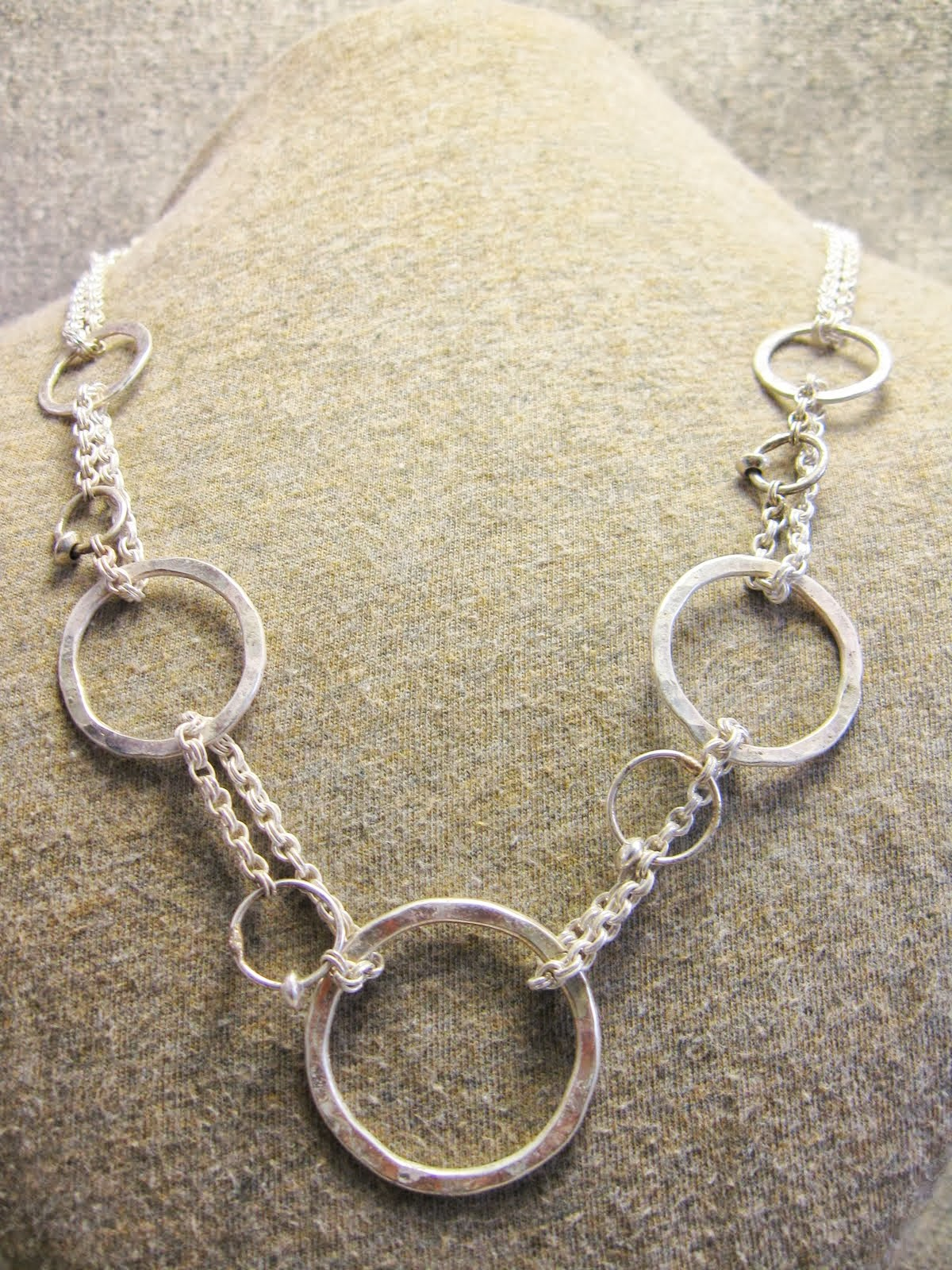 sterling chain necklace