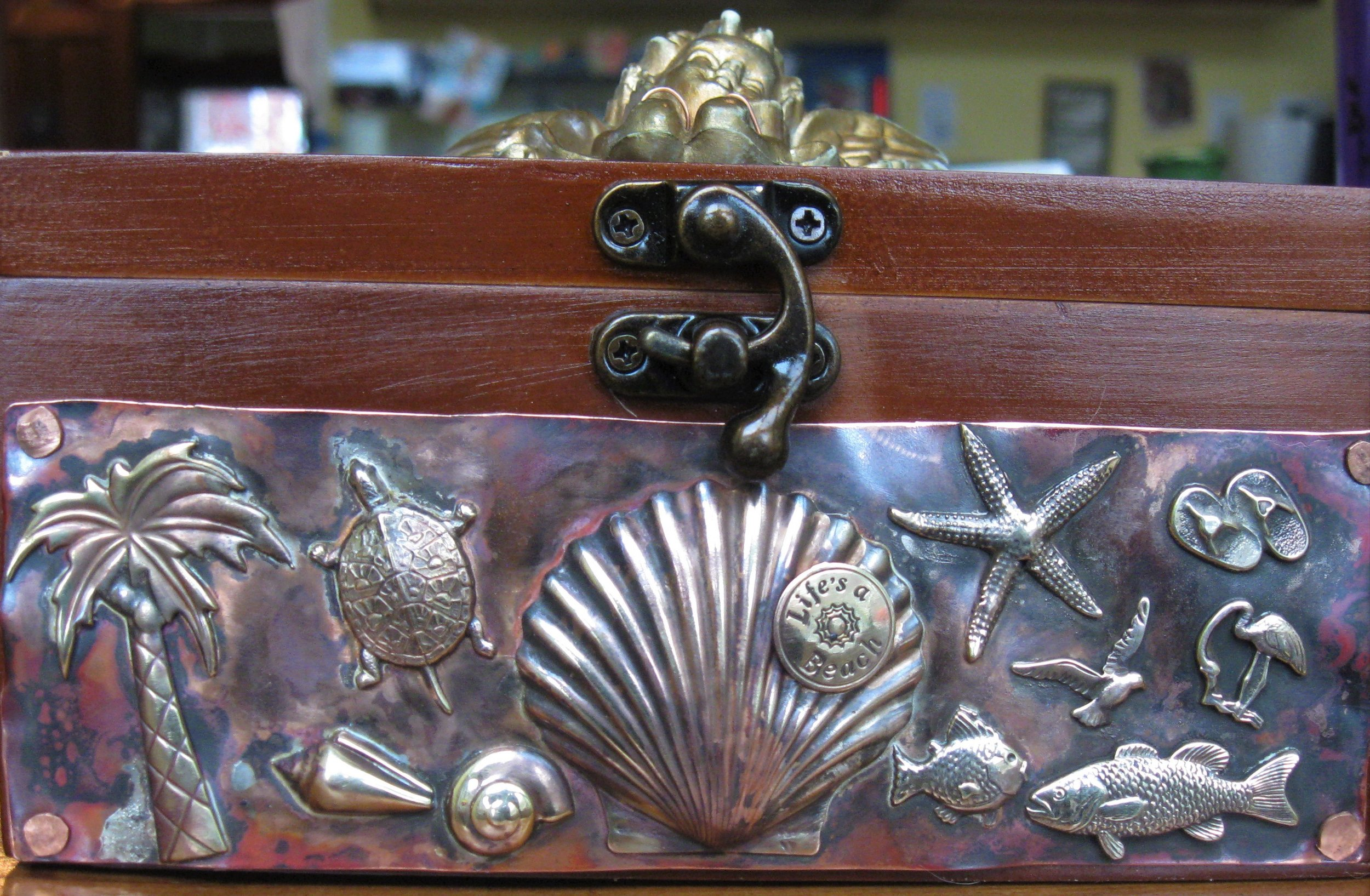 shelley's box (side B)