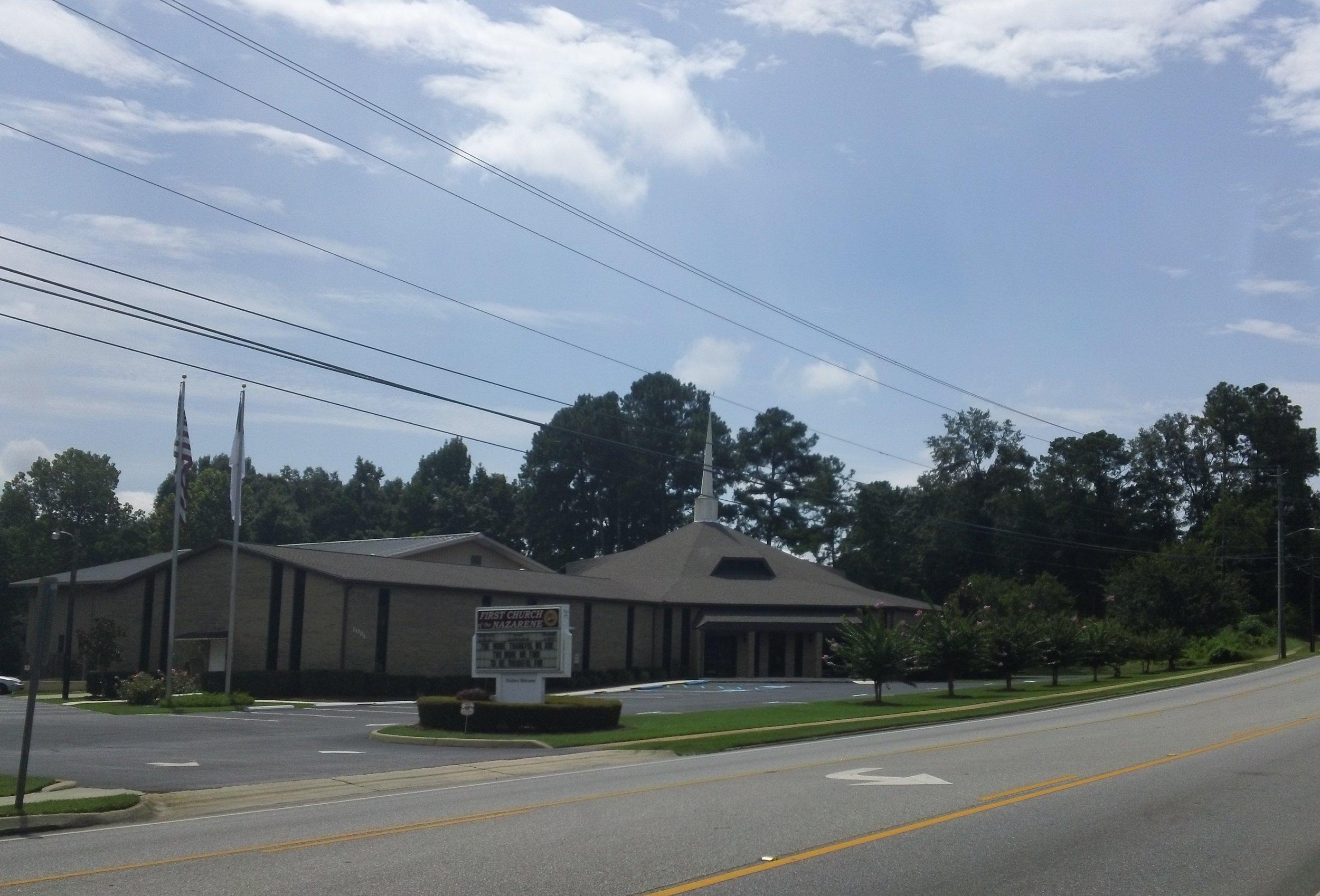 Dothan First Church of the Nazarene