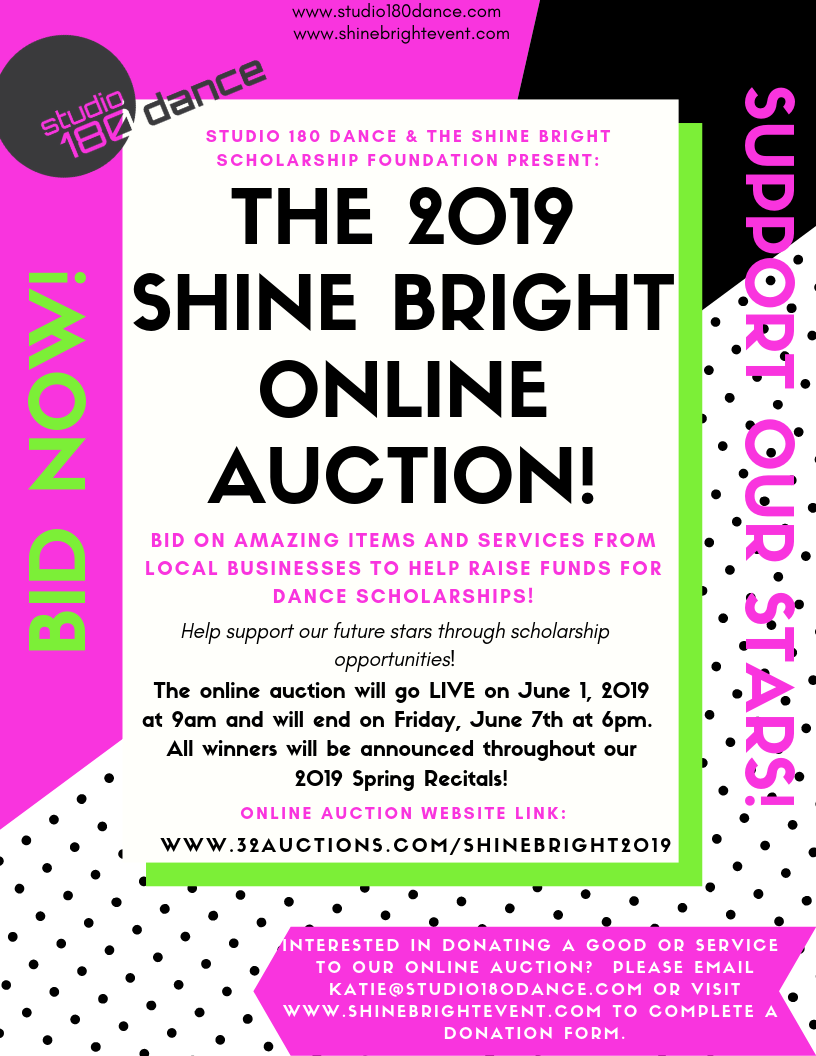 2019 Shine Bright Online Auction Flyer.png