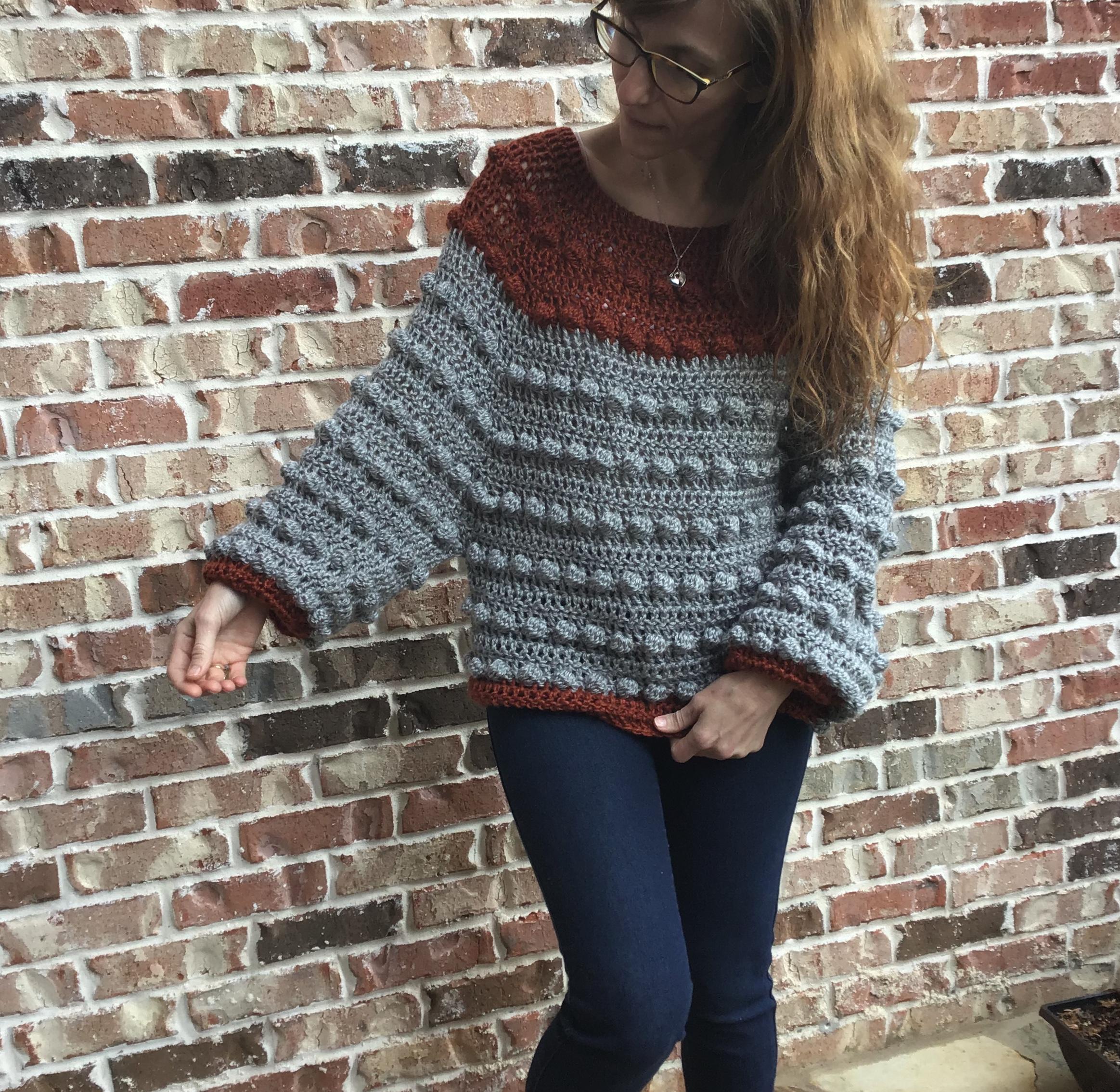 Claudia of @crochetaladia