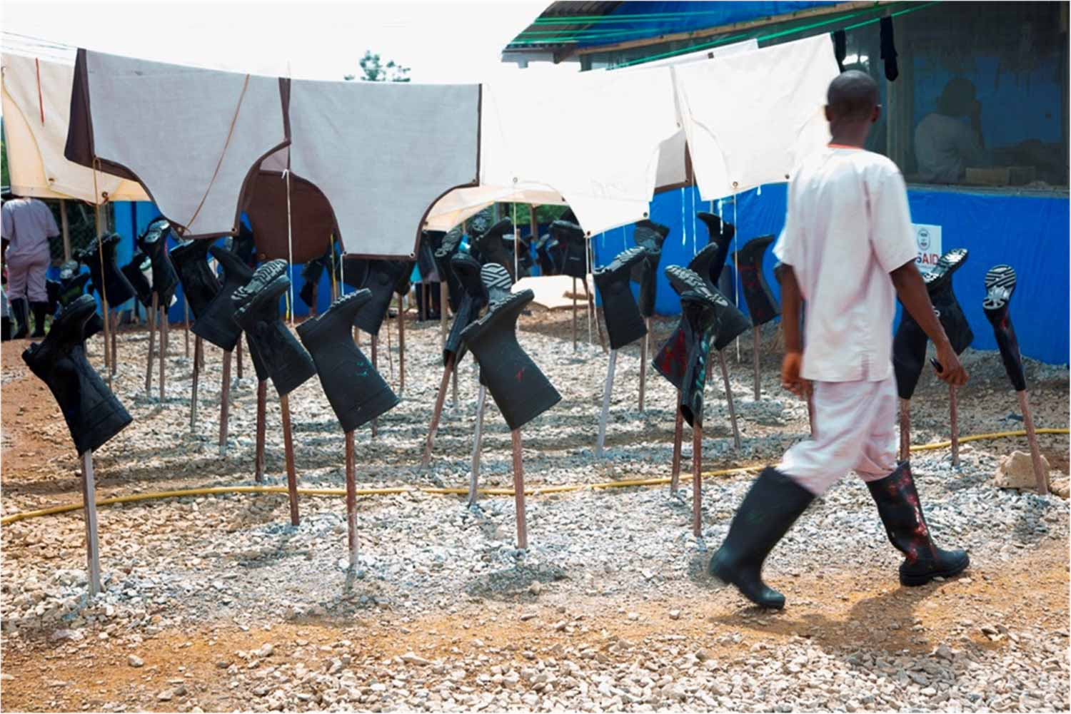 Ethics during Ebola reponse