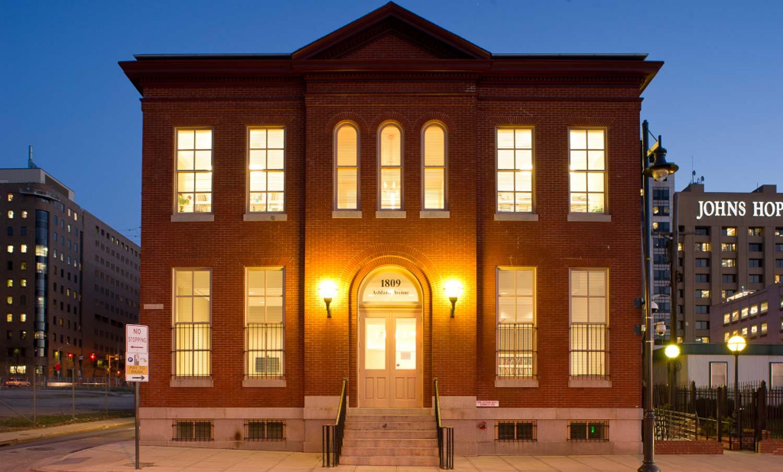Berman Institute of Bioethics,Deering Hall