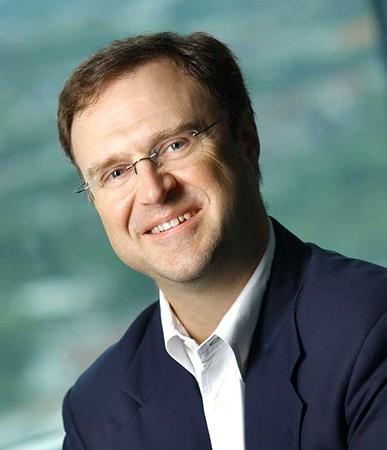 David Peters, AHW Director, Bloomberg School of Public Health