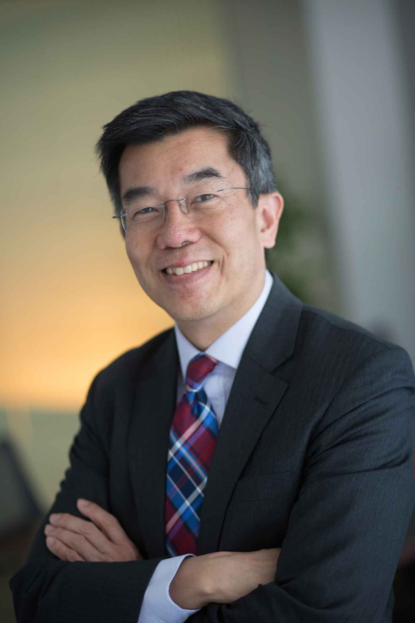 Anthony So, AHW theme leader for Transformative Technologies & Institutions
