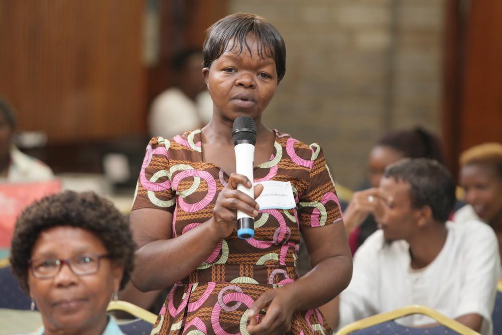 MyPlan Kenya dissemination